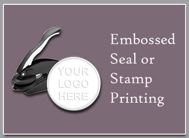 Embossed-Seal-or-stamp-printing