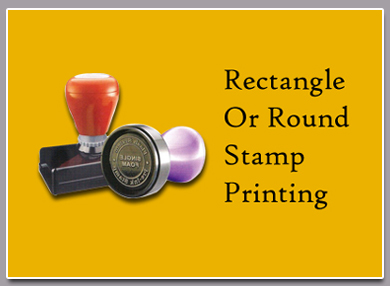 Rectangle-or-round-stamp-Printing